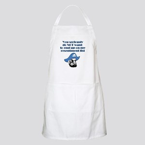 resentment-pirate Light Apron